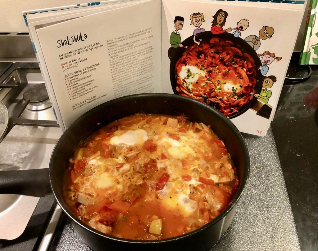 Kinderkookboeken van Karin Luiten