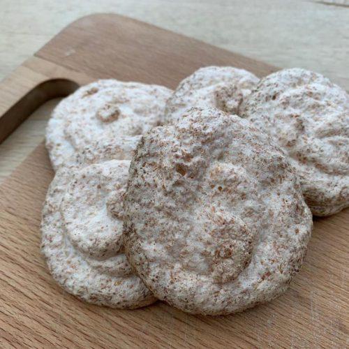 Lieke bakt: Kokosmakronen