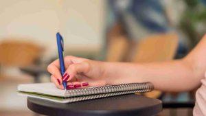 eindexamen oefenen notitieboek