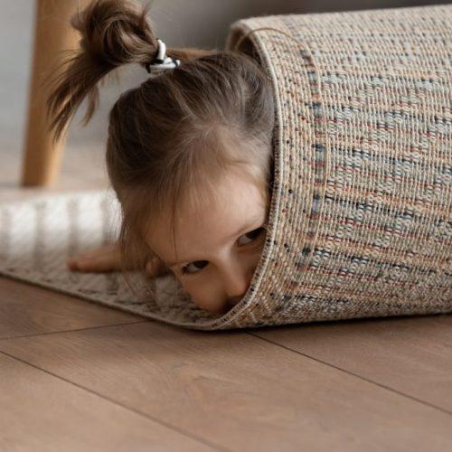 De voor- en nadelen van een vloerbedekking met kinderen