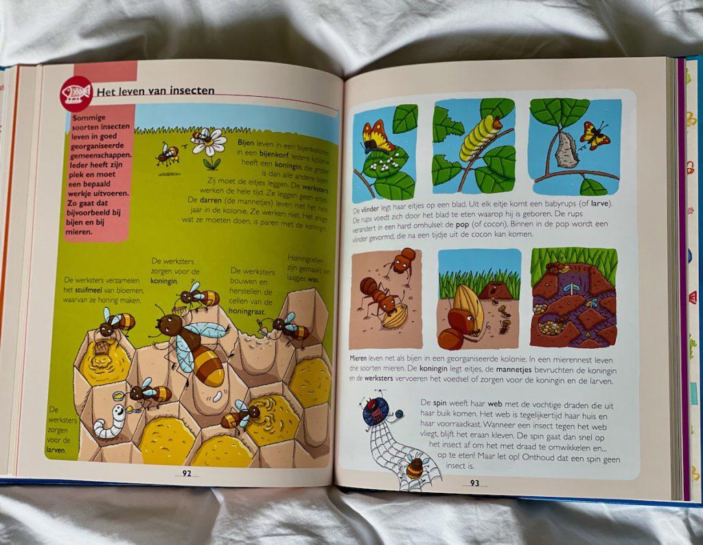 De Grote Kinderencyclopedie van Uitgeverij Deltas