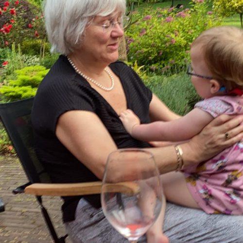 Gastblog Oma: de uitslag