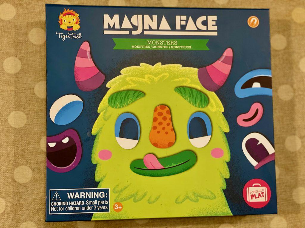 Magna Face Monsters van Tiger Tribe