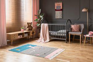 sfeervolle en rustige babykamer inrichten