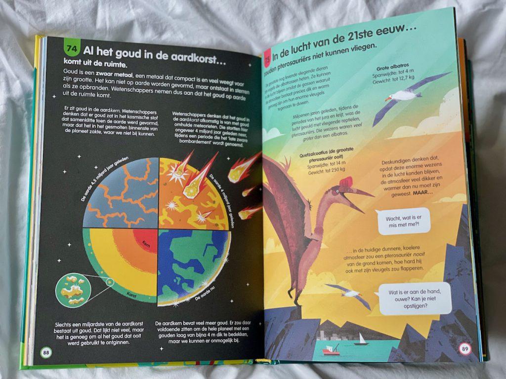 100 waanzinnige weetjes over de aarde