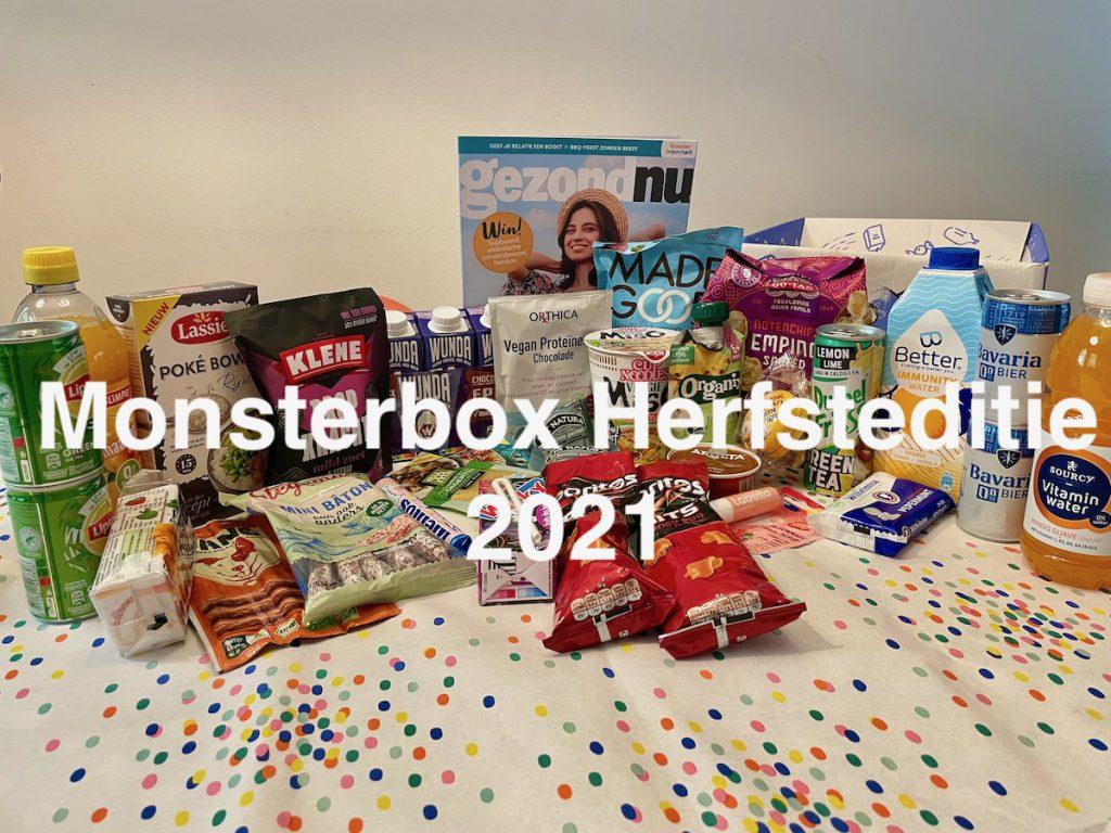 Monsterbox Herfsteditie 2021